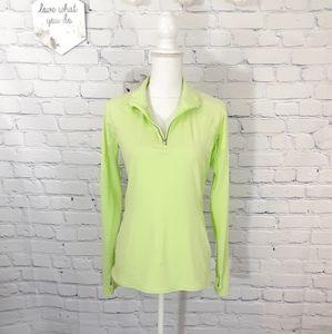 🌹5/$25 Gap fit pullover activewear top Sz M